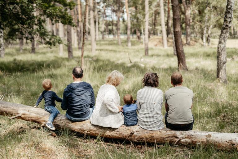 Familien Fotos Natur Bracht