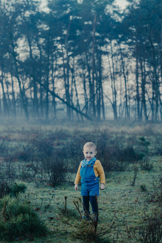 Kinder Fotografin