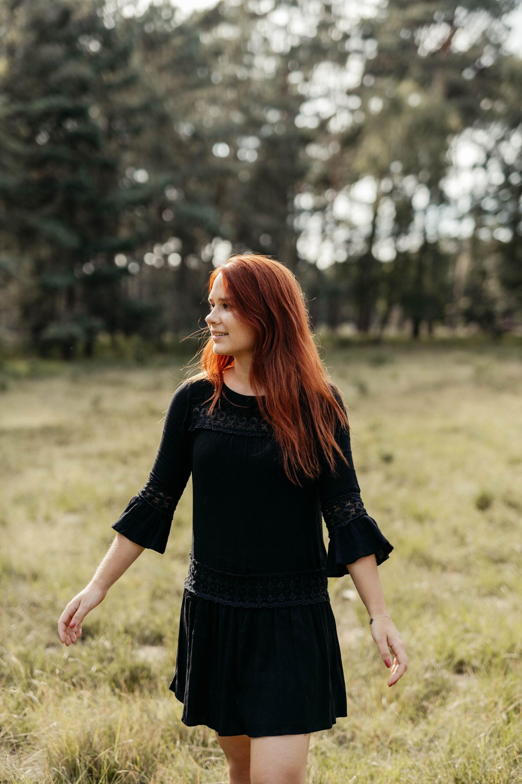 Fotograf Brüggen Kleid