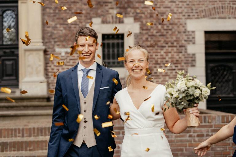 Standesamtliche Hochzeit fotografieren